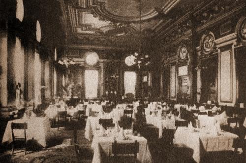 ホテルの喫茶室.JPG
